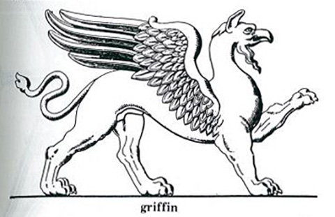 Example of a Griffin